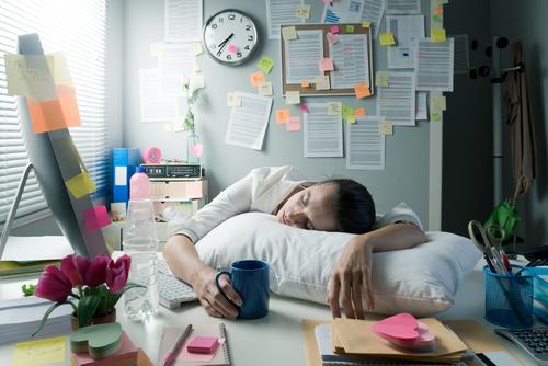 Le tabou de la sieste en entreprise