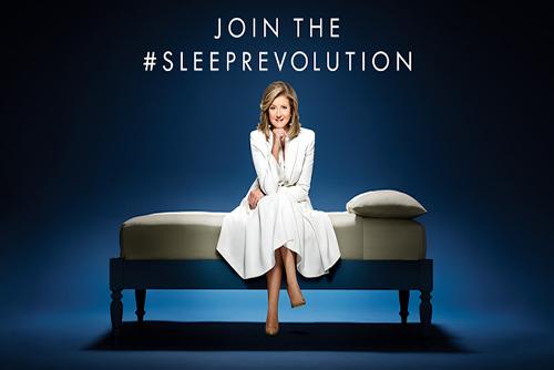Arianna Huffington : sa révolution du sommeil
